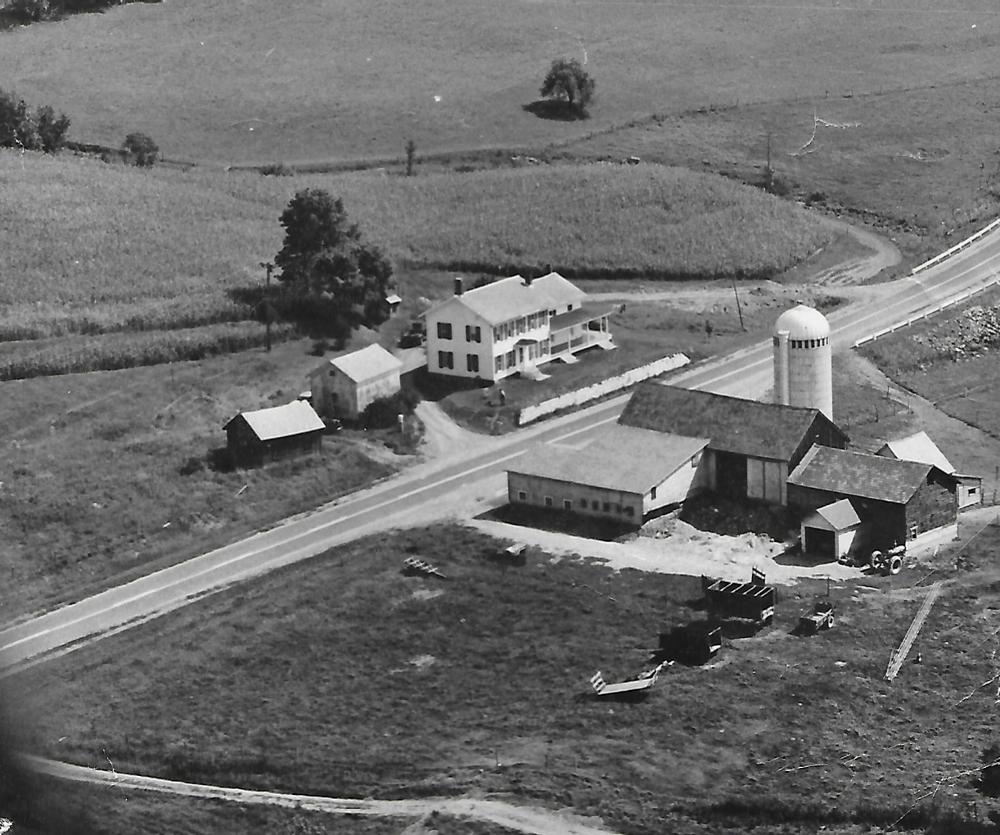 Farm before us