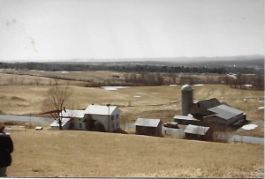 Farm in early spring 1979