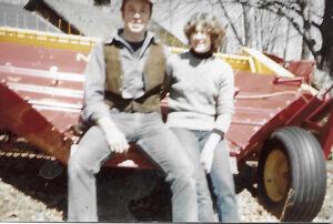 Me Dick & mower